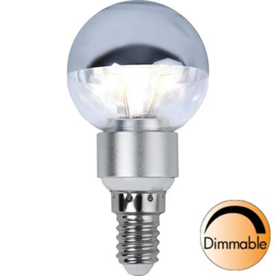 Mynd af LED Pera E14 3w(=25W) dimmanleg