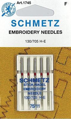 Mynd af Embroidery 75