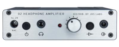 Mynd af OBJECTIVE2 HEADPHONE AMPLIFIER