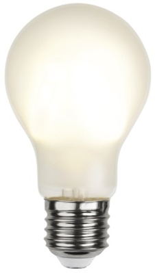 Mynd af Illumination LED Frosted filament bulb E27 2700K 150lm