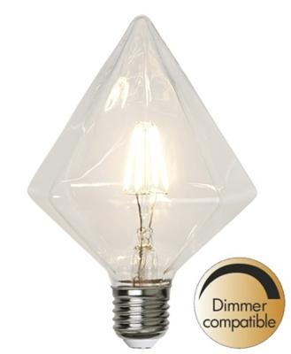 Mynd af LED Pera E27 3,2W(=30W) 2700K 320lm Dimmer comp.