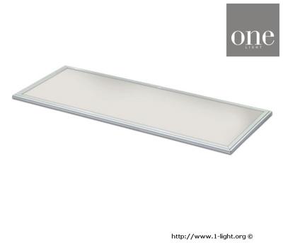 Mynd af WHITE LED 48w CW 120x30 PANEL