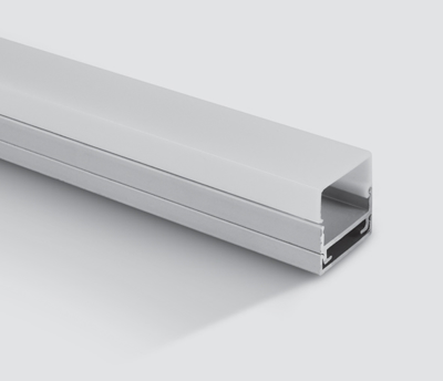 Mynd af PRÓFÍLL 2 METRAR 2x2cm + HLÍF