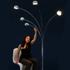 Mynd af Palp Black Floor lamp