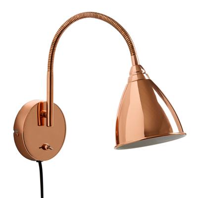 Mynd af Smogen Wall lamp Copper