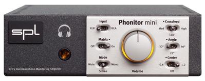 Mynd af SPL-Phonitor mini