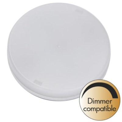 Mynd af Spotlight LED Frosted GX53 2700K 500lm Dimmer comp.