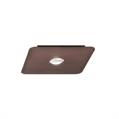 Mynd af Frozen Small Brown ceiling light by Studio Italia Design