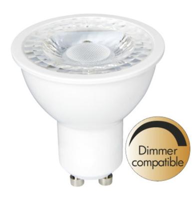 Mynd af LED pera 4W Gu10 Dimmanleg