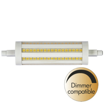 Mynd af Illumination LED Clear R7S 2700K 1100lm Dimmer comp.