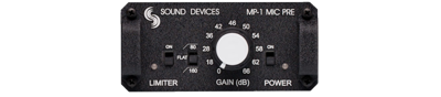 Mynd af Sound Devices MP 1