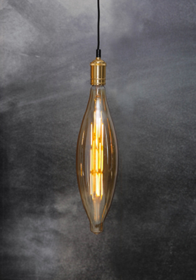 Mynd af Decoration LED E27 CT120 2000K 800lm Dimmer comp.