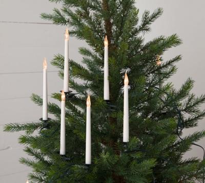 Mynd af CANDLE TREE LIGHTS SLIMLINE 25 LED