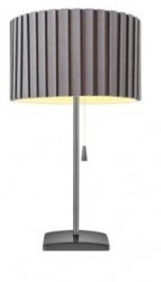 Mynd af Penelopa Grey table lamp