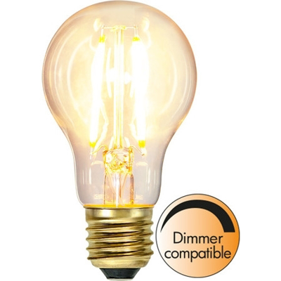 Mynd af LED LAMP E27 A60 SOFT GLOW DIMMABLE