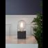 Mynd af LAMP BASE E27 KUB  Svart