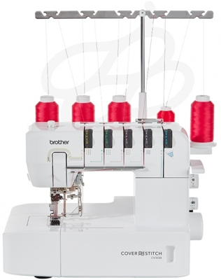 Mynd af Brother Coverstitch CV3550