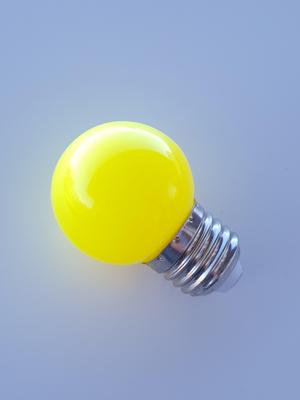 Mynd af G45 E27 230V LED PERA GULL