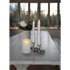 Mynd af LED DINNER CANDLE 2P GLIM