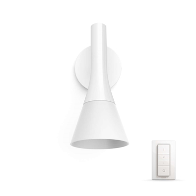 Mynd af Hue White ambiance Explore wall light