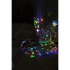 Mynd af MULTICOLOR LIGHT CHAIN EXTRA DEW DROP 125LED