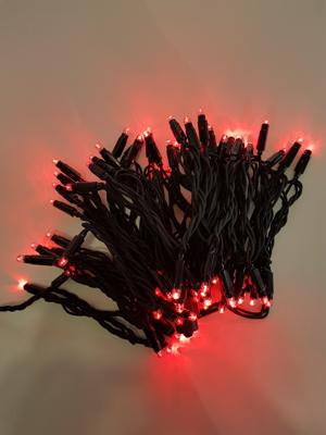 Mynd af 491-01-81 System 24 light chain extra 98 light 10m RED