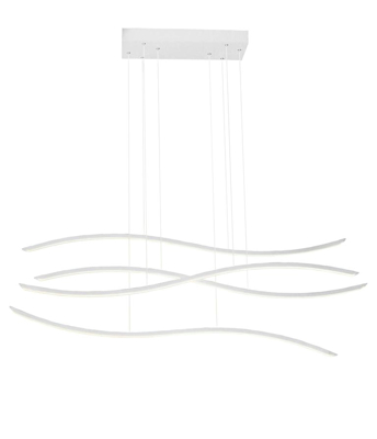 Mynd af Waves LED Pendant White
