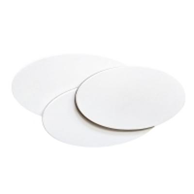 Mynd af Clover Oval LED Wall White