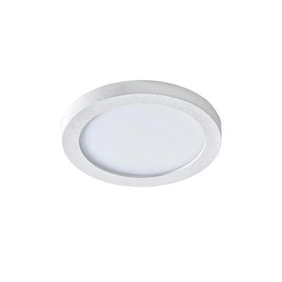 Mynd af Slim round 9 White LED Innfeld