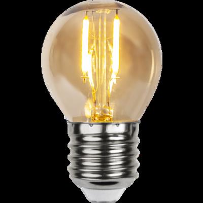 Mynd af LED LAMP E27 24V LOW VOLTAGE 4 stk.