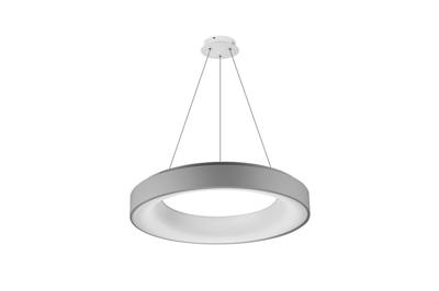 Mynd af Sovana Grey CCT LED Pendant með dimmer fjarstýringu