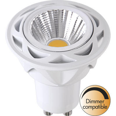 Mynd af LED LAMP GU10 MR16 SPOTLIGHT COB REFLECTOR