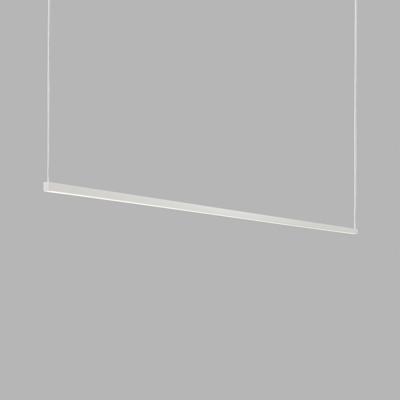 Mynd af Stripe White 200cm