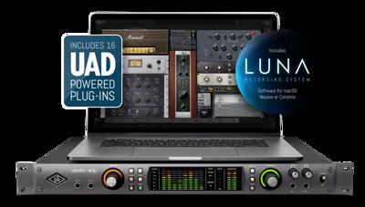 Mynd af Universal Audio-Apollo X8p