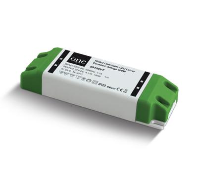 Mynd af 89100VT Spennir fyrir LED borða 0-100w Dimmable