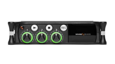 Mynd af Sound Devices MixPre-3II