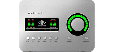 Mynd af Universal Audio Apollo Solo USB
