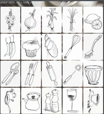 Mynd af 109 Kitchen art