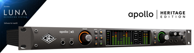 Mynd af Universal Audio-Apollo X8 Heritage Edition