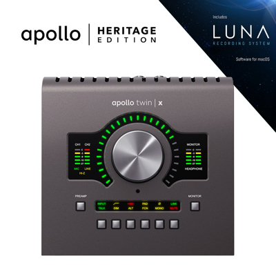 Mynd af Universal Audio-Apollo Twin Duo X Heritage Edition