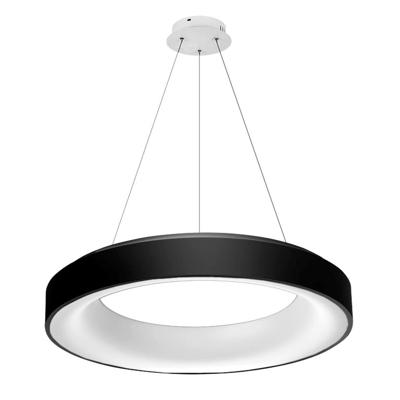 Mynd af Sovana Black 80 CCT LED Pendant með dimmer fjarstýringu
