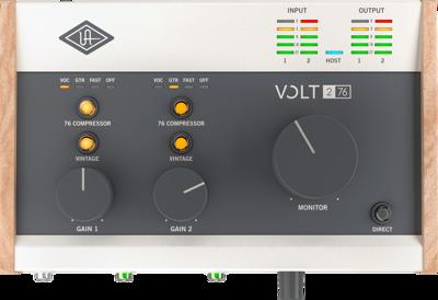 Mynd af Universal Audio-VOLT 276